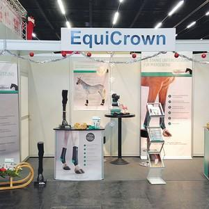 Messestand EquiCrown