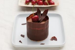 Juzo Black Forest Cacao Tartlets