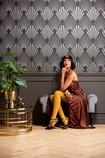 Fashion Colour Golden Yellow