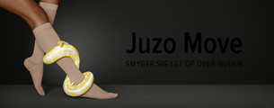 Juzo Move – SMYGER SIG LET OP OVER HUDEN